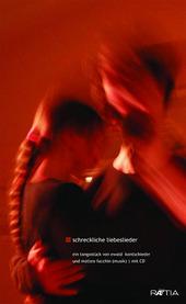 Schreckliche liebeslieder ein Tangostuck. Mit CD-ROM