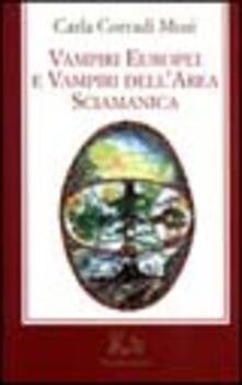 Antondemarirreguera.es Vampiri europei e vampiri dell'area sciamanica Image