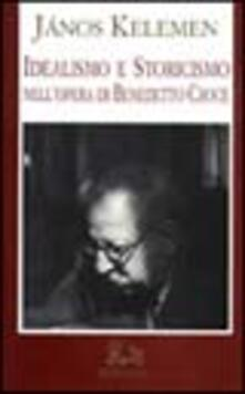 Equilibrifestival.it Idealismo e storicismo nell'opera di Benedetto Croce Image