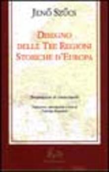 Lpgcsostenible.es Disegno delle tre regioni storiche d'Europa Image