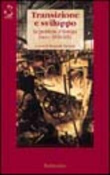 Premioquesti.it Transizione e sviluppo. Le periferie d'Europa (secc. XVIII-XIX) Image