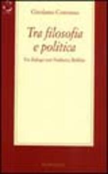 Warholgenova.it Tra filosofia e politica. Un dialogo con Norberto Bobbio Image