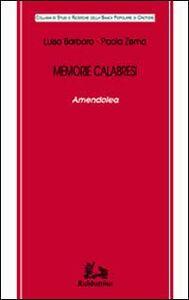 Memorie calabresi. Amendolea