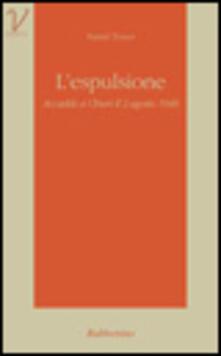 Antondemarirreguera.es L' espulsione. Accadde a Chieri il 2 agosto 1948 Image