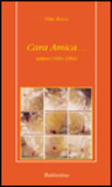 Daddyswing.es Cara amica... Lettere (1991-1994) Image