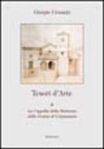 Tesori d'arte. La cappella della Madonna della Grazia di Carpanzano