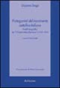 Protagonisti del movimento cattolico italiano. Profili biografici da «L'Osservatore Romano» (1959-1999)