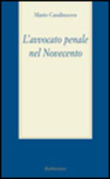 Ristorantezintonio.it L' avvocato penale nel Novecento Image