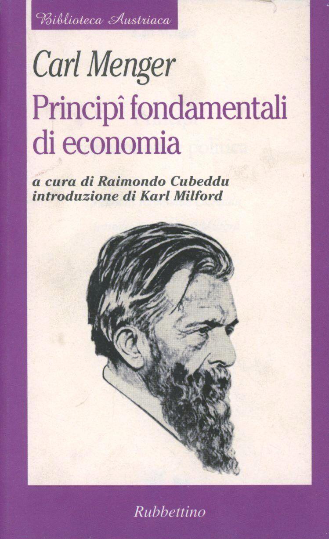 Principi fondamentali di economia