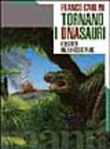 Tornano i Dna-sauri. I segreti di Jurassic park