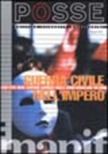 Guerra civile nell'Impero - copertina