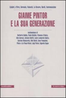 Giaime Pintor e la sua generazione.pdf