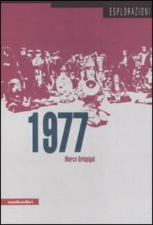 1977 - Marco Grispigni - copertina