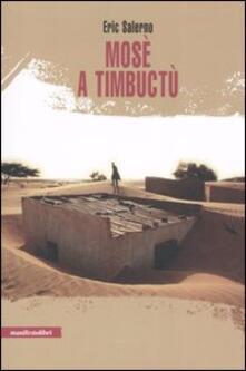 Mosè a Timbuctù - Eric Salerno - copertina