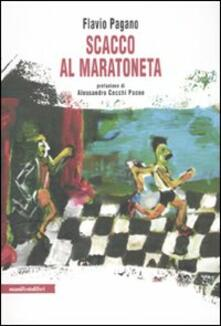 Scacco al maratoneta - Flavio Pagano - copertina