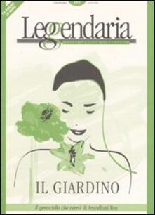 Cocktaillab.it Leggendaria. Vol. 69: Giardini. Image