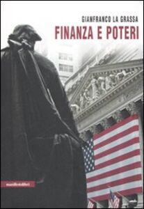Finanza e poteri