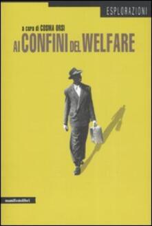 Ai confini del welfare - copertina