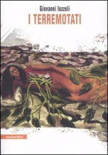 I terremotati - Giovanni Iozzoli - copertina