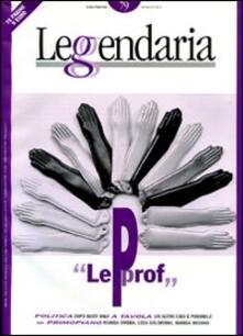 Leggendaria. Vol. 79: Le prof. - copertina