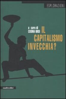 Il capitalismo invecchia? Sei domande agli economisti - copertina