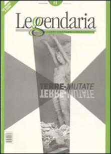 Leggendaria. Vol. 81: Abruzzo. - copertina