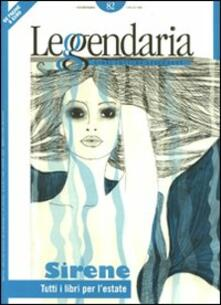 Leggendaria. Vol. 82: Sirene. - copertina
