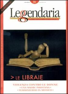Leggendaria. Vol. 84: Le libraie. - copertina