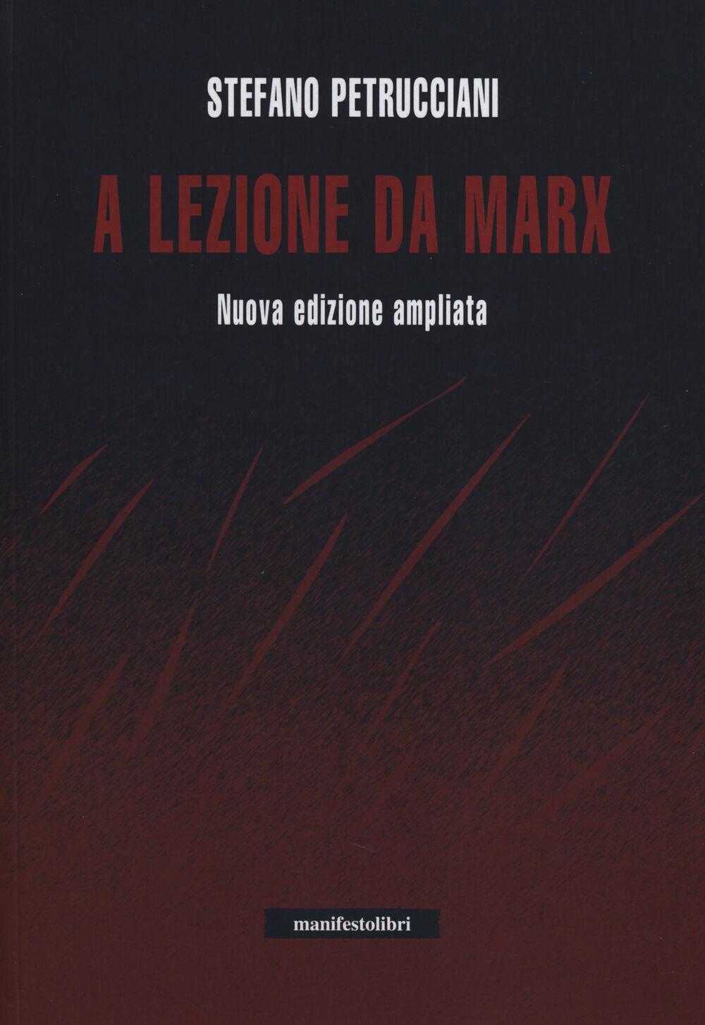 A lezione da Marx