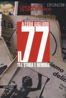Antondemarirreguera.es Il 77 tra storia e memoria Image