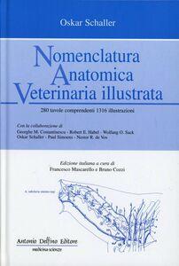Nomenclatura anatomica veterinaria illustrata