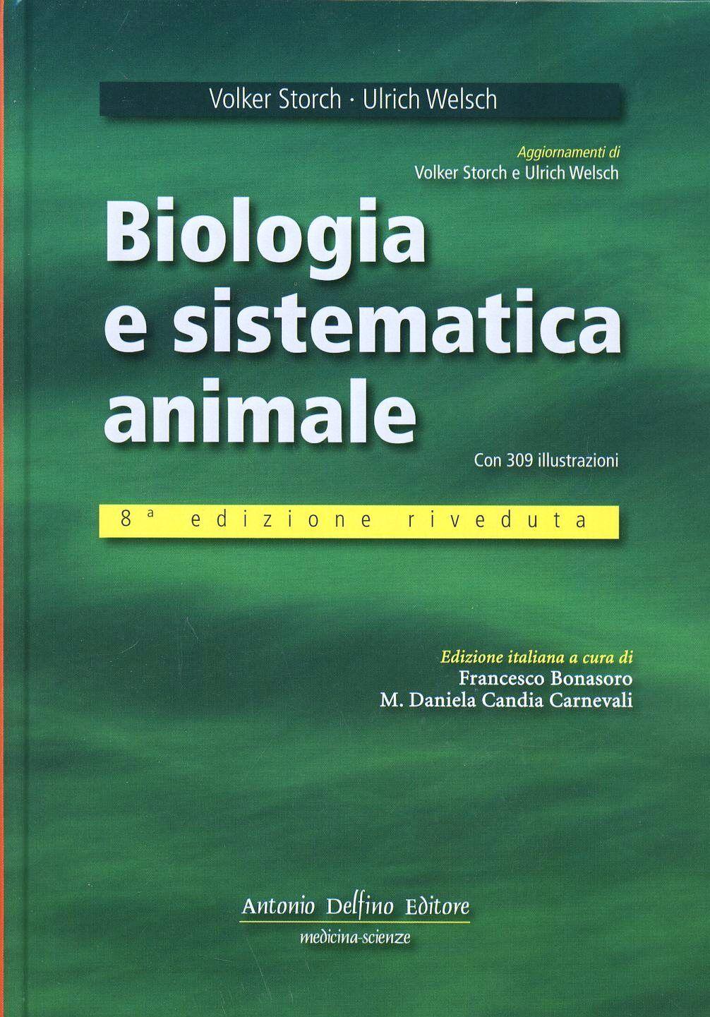 Biologia e sistematica animale