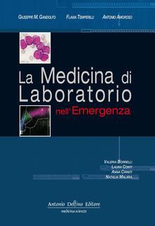 Voluntariadobaleares2014.es La medicina di laboratorio nell'emergenza Image