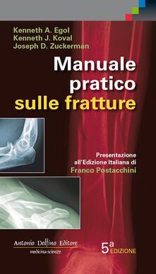 Listadelpopolo.it Manuale pratico sulle fratture Image