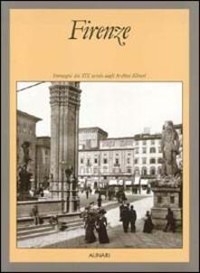 Firenze. Ediz. italiana e inglese - copertina