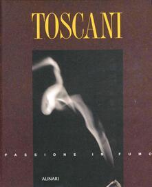 Toscani. Passione in fumo - copertina