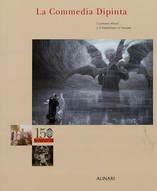 Daddyswing.es La Commedia dipinta. I concorsi Alinari e il simbolismo in Toscana. Ediz. illustrata Image