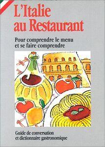 L' Italie au restaurant