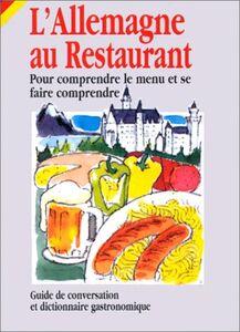 Allemagne au restaurant