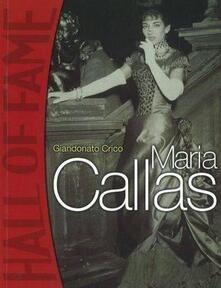 Maria Callas - Giandonato Crico - copertina