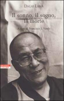 Nicocaradonna.it Il sonno, il sogno, la morte. Un'esplorazione della consapevolezza con il Dalai Lama Image