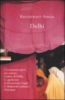 Delhi - Khushwant Singh - copertina