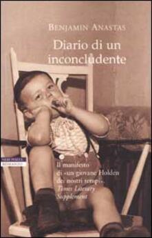 Promoartpalermo.it Diario di un inconcludente Image