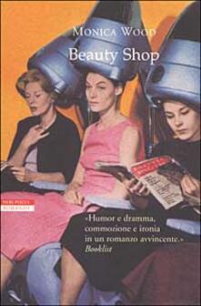 Beauty Shop - Monica Wood - copertina