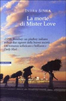 Radiospeed.it La morte di Mister Love Image