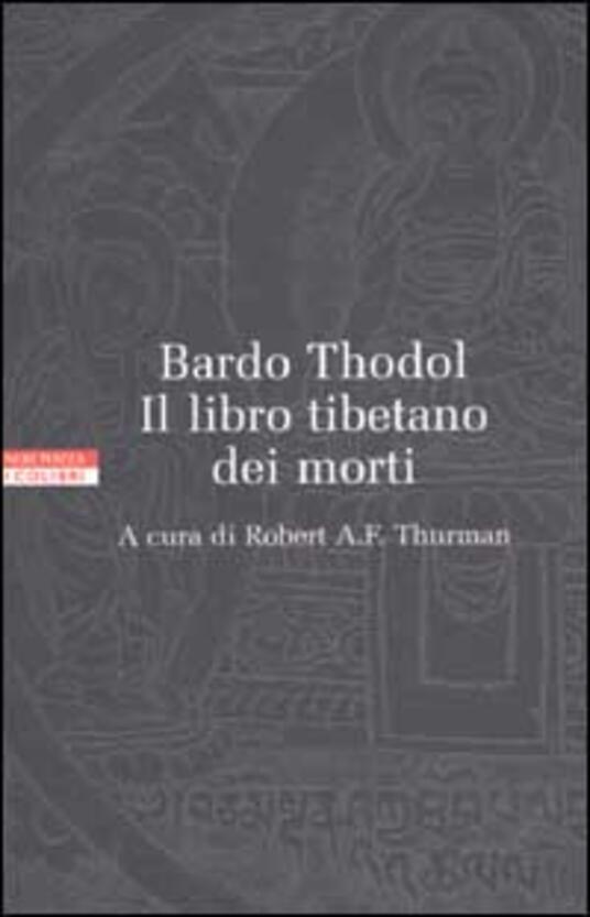 Bardo Thodol. Il libro tibetano dei morti - copertina