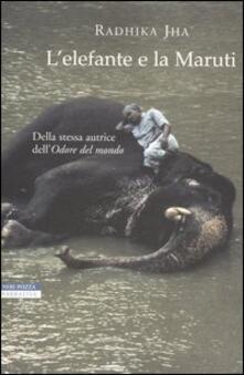 Secchiarapita.it L' elefante e la Maruti Image