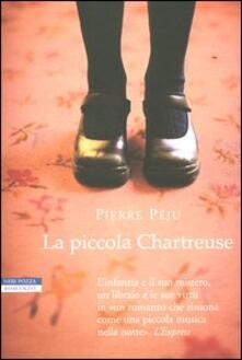 La piccola Chartreuse - Pierre Péju - copertina