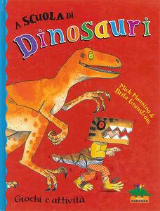 A scuola di dinosauri