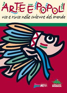 Arte e popoli - Fabiana Ragonesi - copertina